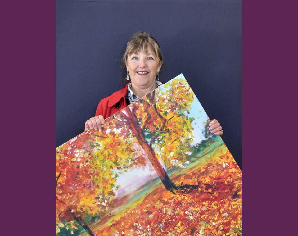 Jen Cooke — Acrylic Artist