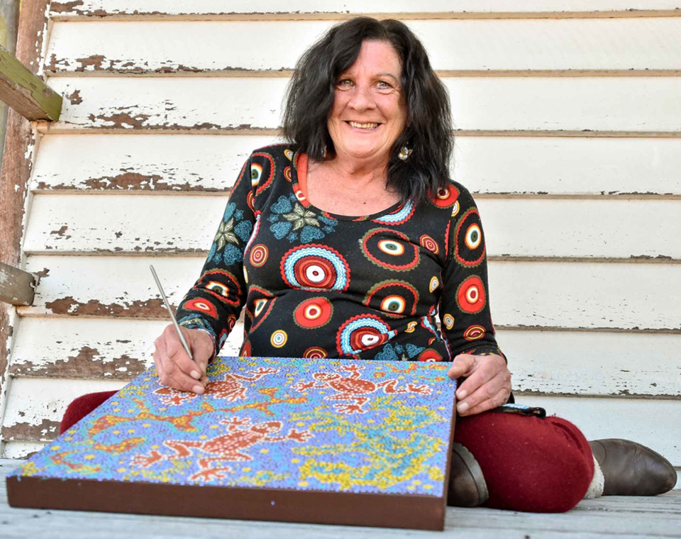 Granite Belt Indigenous Artisans share Stories and Place at upcoming Arts Festival